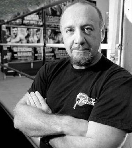 Stan Peterec Island MMA Trainer