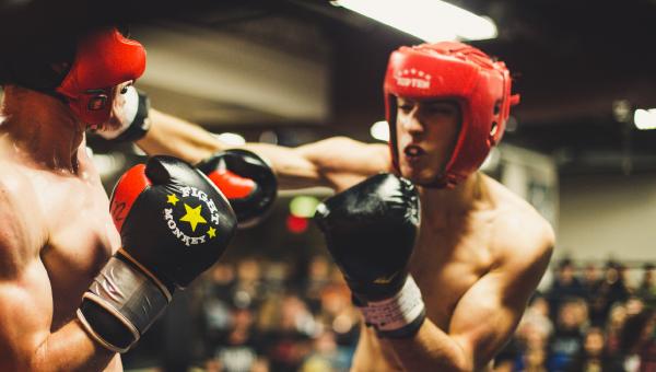 Island MMA Boxing Training, Victoria, B.C.