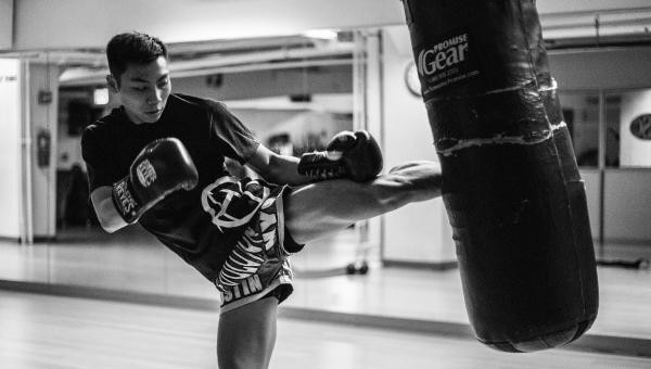 Island MMA Kickboxing Training, Victoria, B.C.