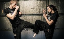 Island MMA Krav Maga Training, Victoria, B.C.