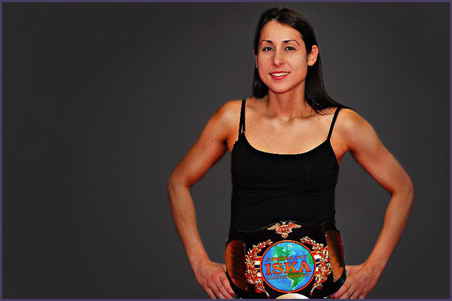 Lindsay Ball Island MMA Instructor