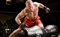 Island MMA Mixed Martial Arts training.
